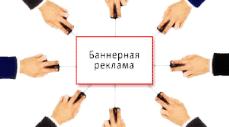 Баннерная реклама в интернете, как источник трафика