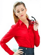 Женская тематика для тизерки в интернете
