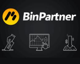 Обзор лучшей партнерской программы Binpartner