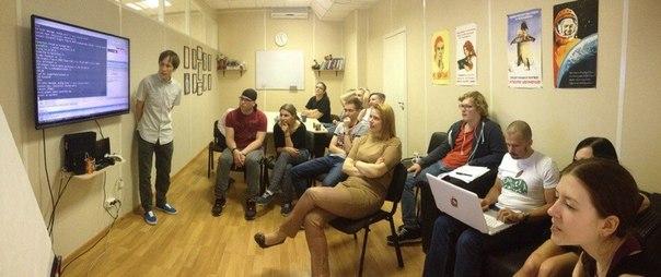 Очередное важное собрание сотрудников Спринтхоста