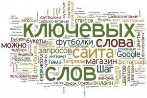 Что такое ключевые слова и где их искать