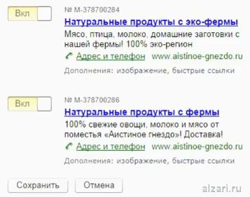 Как работают объявления в группе Яндекс Директ