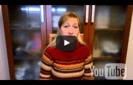 Пример видео отзыва клиента о работе преподавателя