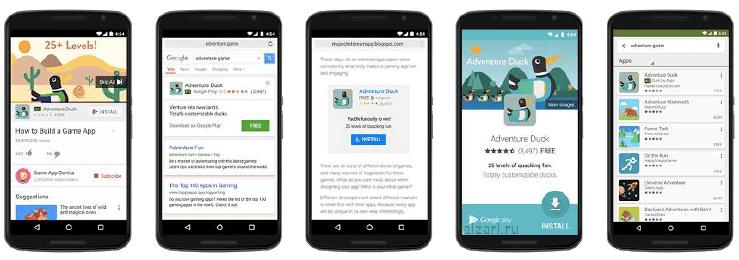 Что такое рекламная кампания Google Adwords для мобильных приложений