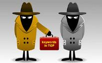 Как узнать ключевые слова сайта конкурента в своей тематике