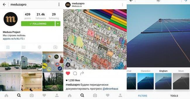 Социальная сеть Instagram и ее особенности в интернете