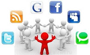 Как проходила история социальных сетей во всем мире