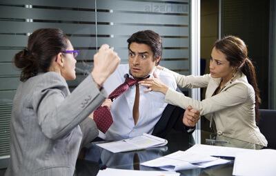 Что такое конфликт с клиентом и каких типов он бывает