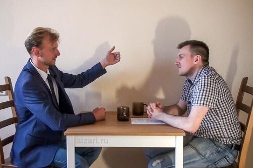 Личная встреча журналиста с депутатом