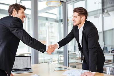 Каким должно быть правильное рукопожатие на собеседовании при устройстве на работу