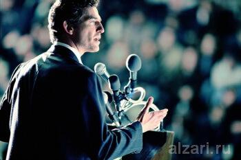 Ораторское искусство убеждать любого перед многочисленной публикой