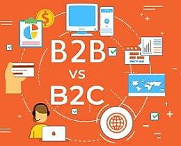Что такое B2B и B2C продажи