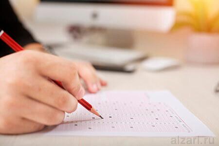 Советы по сдачи теста по русскому языку на бирже ВоркХард